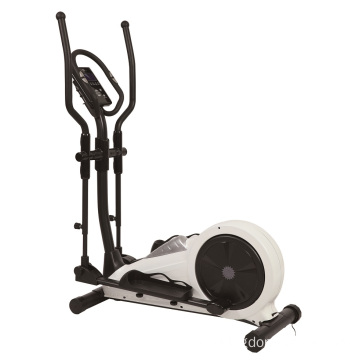 Indoor White Magnetic Elliptical Equipment  Cross Trainer