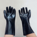 Black Interlock or Jersey smooth finish glove 45cm