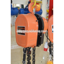cheap Motorized 2 ton DHS electric chain hoist