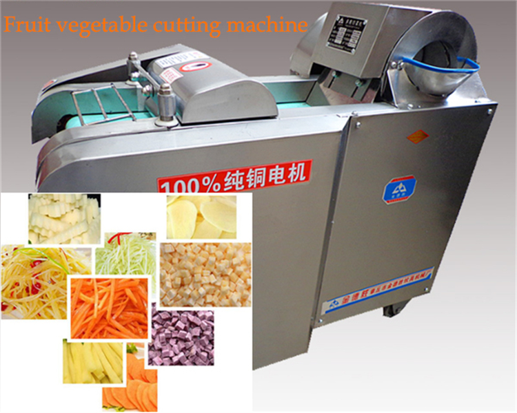Best sell Kitchen appliance multifunction fresh vegetable cutting machine electric vegetable cutter