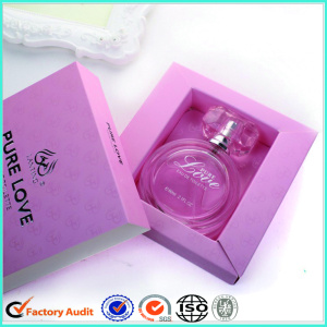 Hot Selling Perfume Paper Package Storage Box