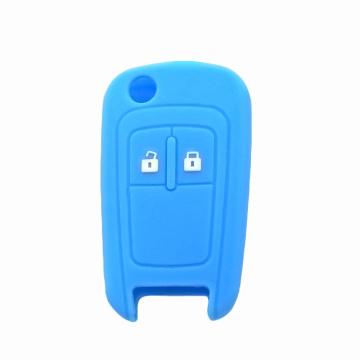 Chevrolet Silicone 2 Button Car Key Cover