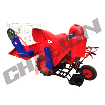 Small 4LZ-0.6 Rice Harvester Machine Price