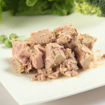 Canned Light Meat Tuna Chunk In Soybean Oil