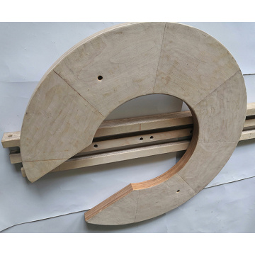 Laminated Wood Insulation Molding Parts