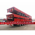 20ft Container Transport Flat Deck Semi Trailers