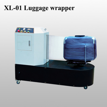 Economy Standard Luggage Wrapping Machines