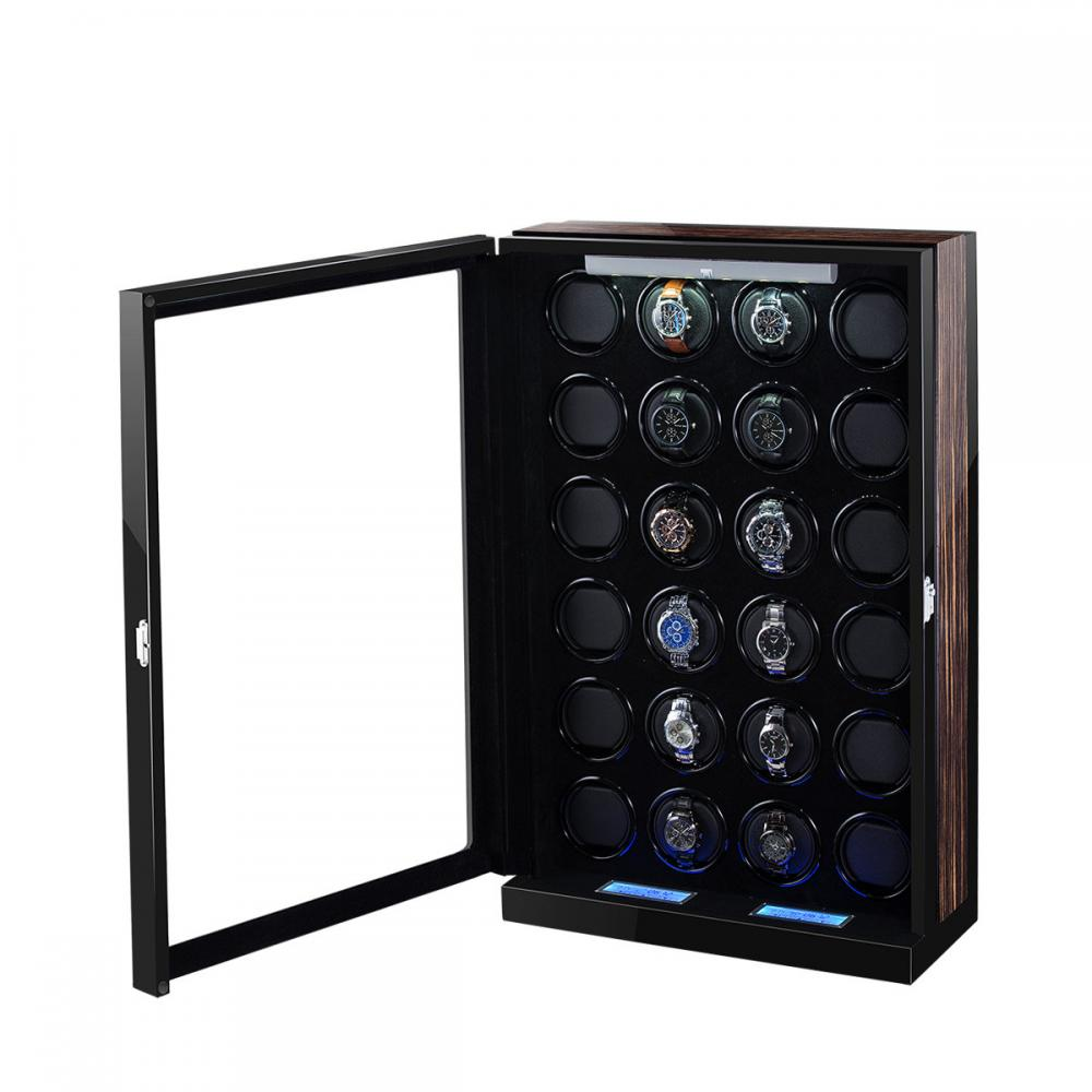 Large Watch Case With LED Light