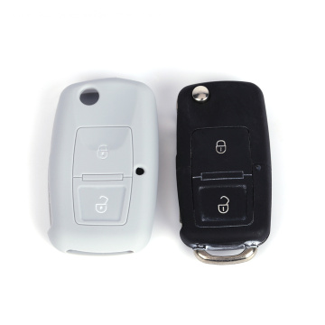 Car Fob Key Case bakeng sa VW