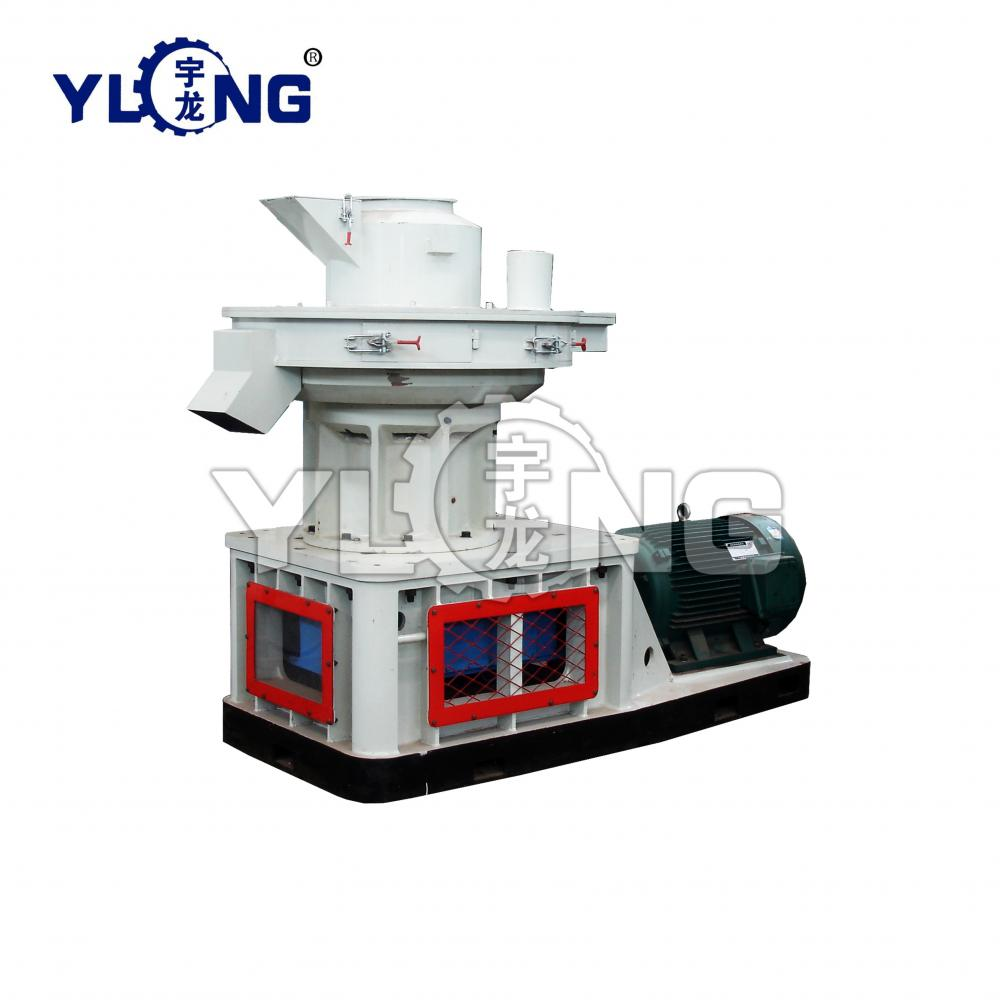 90kw pellet machine