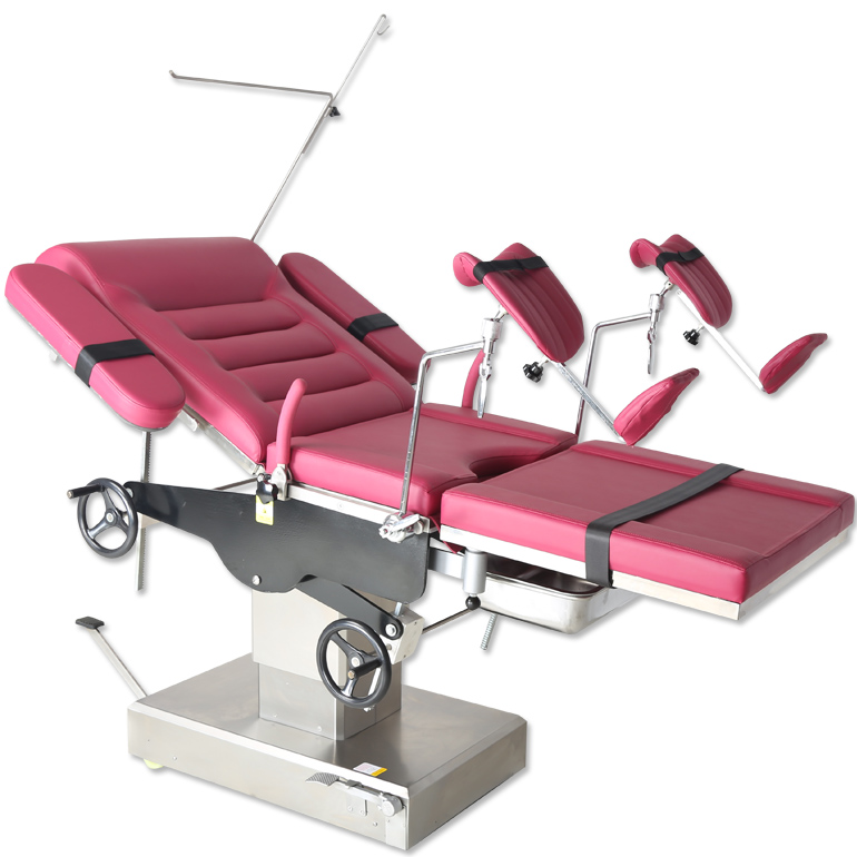 Promoting Gynaecology Instruments Hydraulic Delivery Table