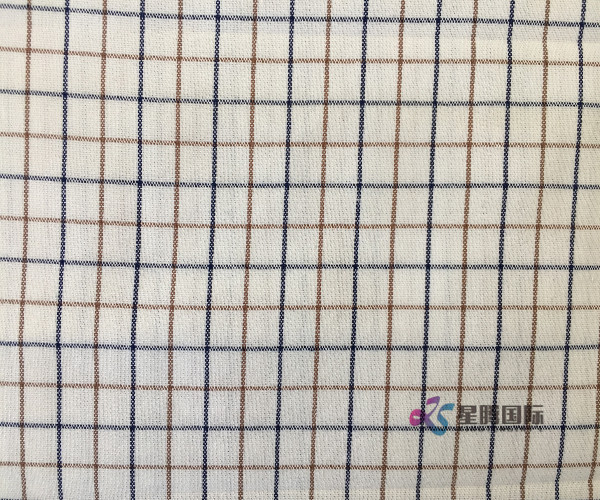Check Plaid Shirts Fabric