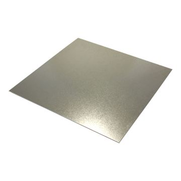 Z275 galvanized metal iron plain sheet