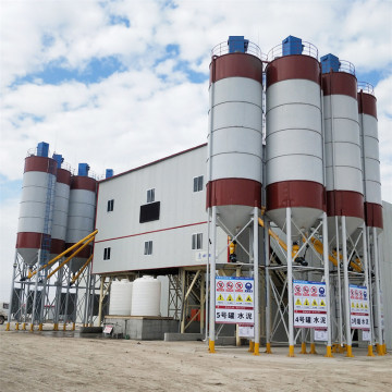Concrete batching plant model price for sale