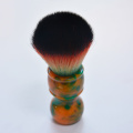men's shaving brush and soap set