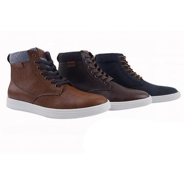 High top men's shoes casual shoes