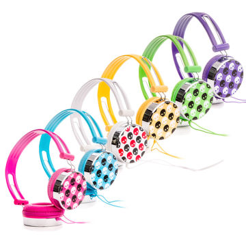 Lovely Kids Headphones Wired Headphone Headset