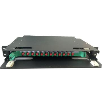 12 Port  Optical Fiber Distribution Frames