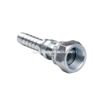 gates flexible reusable pipe hose compression fittings