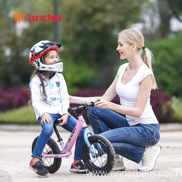 Balance bicycle for children 12 inch slide bike