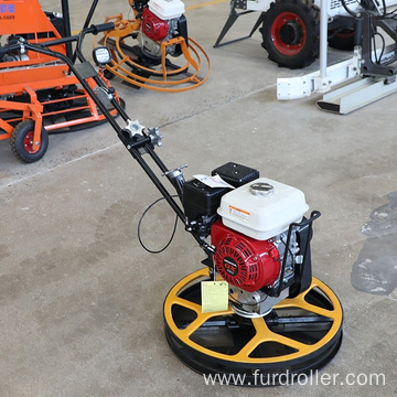 Hand Operate Power Trowel for Concrete Surface Screed