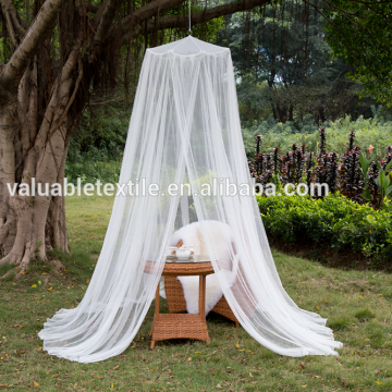 outdoor indoor mosquito net Support with bamboo