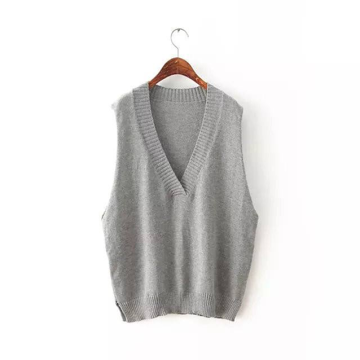 The Warm and Comfortable Knitted Vest