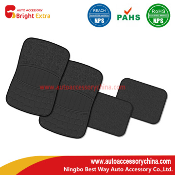 New Design Carpet And PVC Car Mat