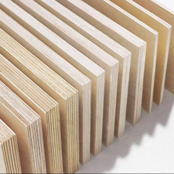 Electrical Insulation Birch Plywood for Transformer