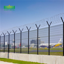 Factory direct airport fence