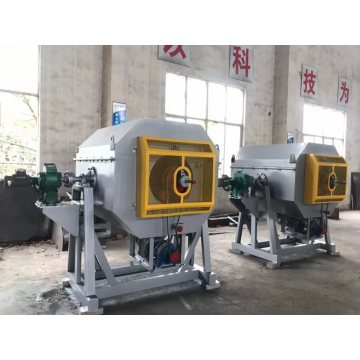 Rotary Retort Type Electric Resistance Furnace(Oven)