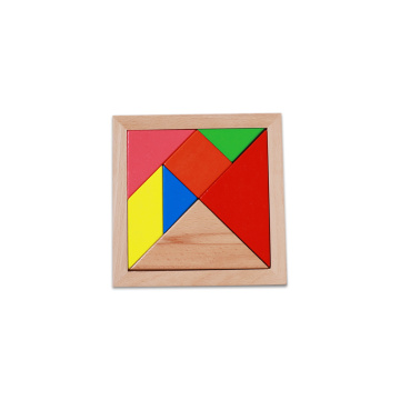 EASTOMMY Play games Geometry Tangram Puzzle