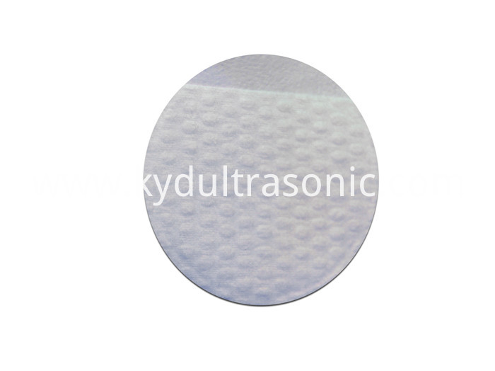 Half Round Cotton Pads