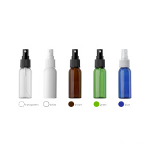 30ml pet plastic round empty spray bottle