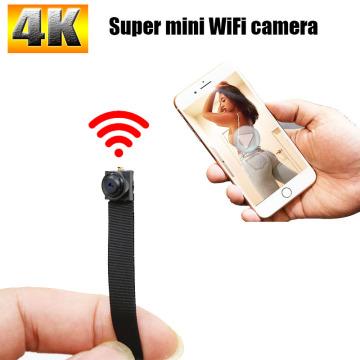 JOZUZE HD 4K DIY Portable WiFi IP Mini Camera Night vision Remote View P2P Wireless Micro webcam Camcorder Video Recorder