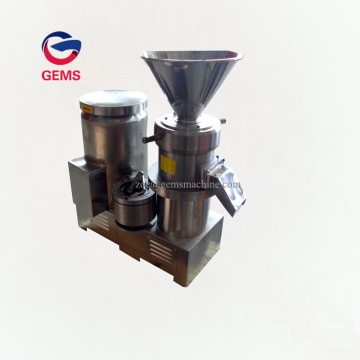 Rapeseed Grinding Colloid Mill Rapeseed Grinder Machine