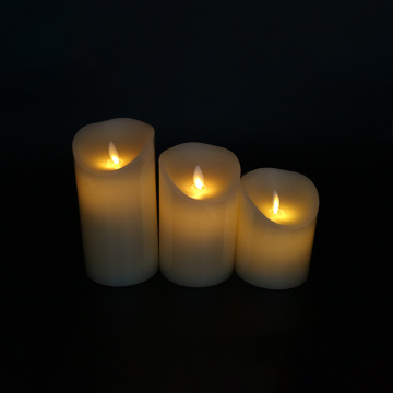 Festive decoration simulation LED candle