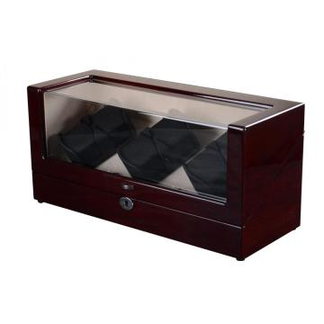 Triple Watch Winder Rotation Box