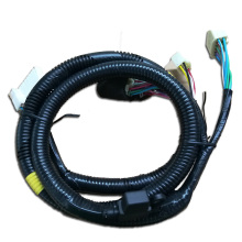 Truck power seat wiring harness