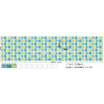 Popular Design Pigment Print Bedsheet And Home Textile