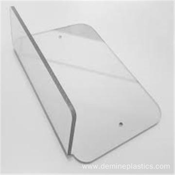Plastic hard sheet lexan clear solid polycarbonate sheet