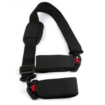 Adjustable Ski and Pole Strap Carrier