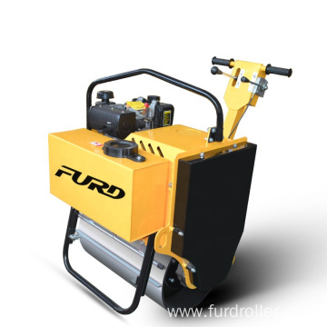 285kg road construction machinery compactor road roller with engine for sale FYL-D600