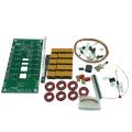ATU-100mini 1.8-50MHz Signal Control Communication Automatic Antenna Tuner DIY Kit Metal OLED Equipment By N7DDC Professional