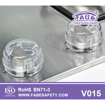Transparent Oven Knob Cover for Baby Safety