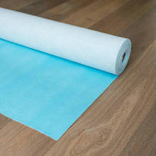 Cheap Temporary Breathable Wood Floor Covering Protection