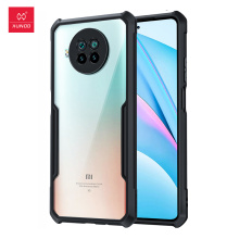 For Mi 10T Lite Case, Xundd Phone Case, For Xiaomi Mi10T Lite Case, Transparent Fitted Cover Shockproof Anti Fall Branded Shell