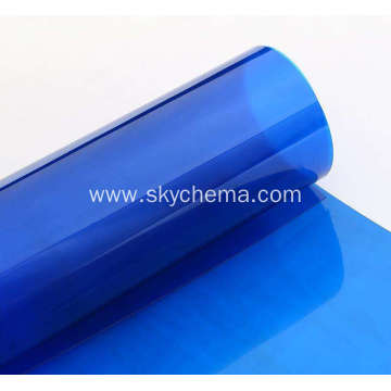 Medical laser blue film