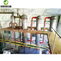 Continuous Tyre Pyrolysis Plant with ISO