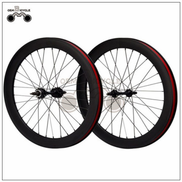 700C Double-walled Aluminum Bike Wheelset